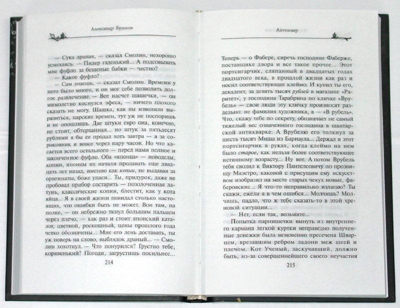 Иллюстрация 1 из 8 для Антиквар - Александр Бушков   Лабиринт - книги. Источник: Лабиринт