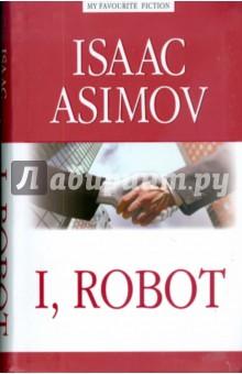 I, RobotХудожественная литература на англ. языке<br>Сборник рассказов Я, робот - один из самых известных сборников классика американской фантастической литературы Айзека Азимова. В нем впервые были разработаны три закона робототехники, ставшие впоследствии традиционными для всех писателей-фантастов.<br>