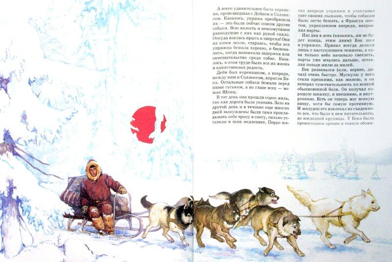 Иллюстрация 1 из 29 для Белый Клык - Лондон, Сетон-Томпсон, Киплинг | Лабиринт - книги. Источник: Лабиринт
