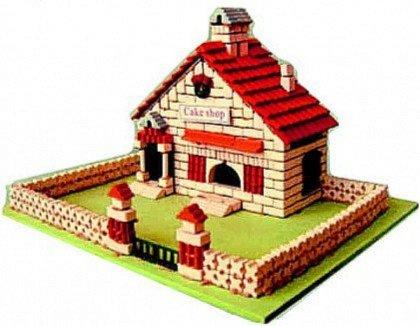 Иллюстрация 1 из 7 для Строим город. Кондитерская | Лабиринт - игрушки. Источник: Лабиринт