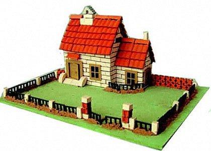 Иллюстрация 1 из 2 для Строим город. Вилла | Лабиринт - игрушки. Источник: Лабиринт