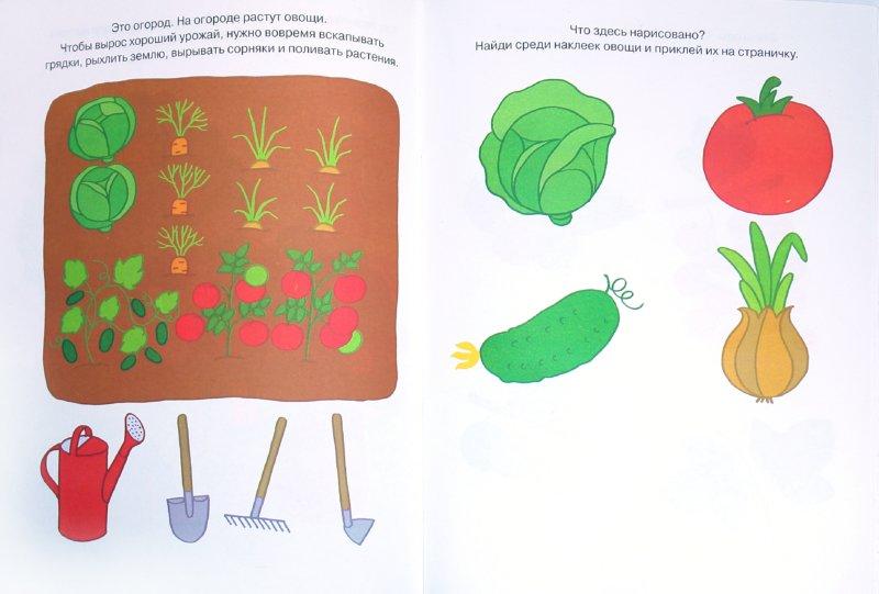 Первая иллюстрация к книге знакомимся