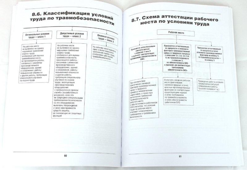 Иллюстрация 1 из 8 для Охрана труда в организациях в схемах и таблицах - Ольга Ефремова | Лабиринт - книги. Источник: Лабиринт