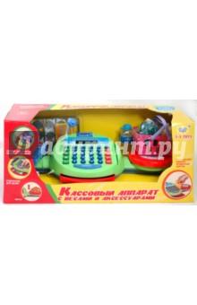 Игровой набор. Кассовый аппарат с весами и аксессуарами