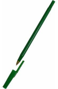 Ручка шариковая Lantu, зеленая (SF985)