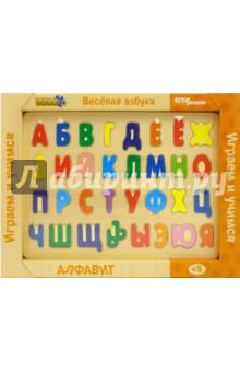 Игра Веселая азбука. Алфавит