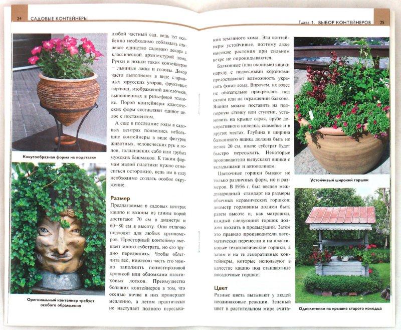 Иллюстрация 1 из 24 для Садовые контейнеры - Ольга Юрина   Лабиринт - книги. Источник: Лабиринт