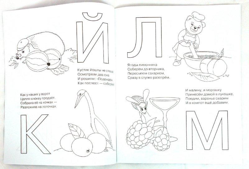 Иллюстрация 1 из 5 для Ягоды. Книга-раскраска - Татьяна Токмакова | Лабиринт - книги. Источник: Лабиринт