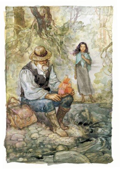 Иллюстрация 1 из 26 для Алые паруса - Александр Грин | Лабиринт - книги. Источник: Лабиринт