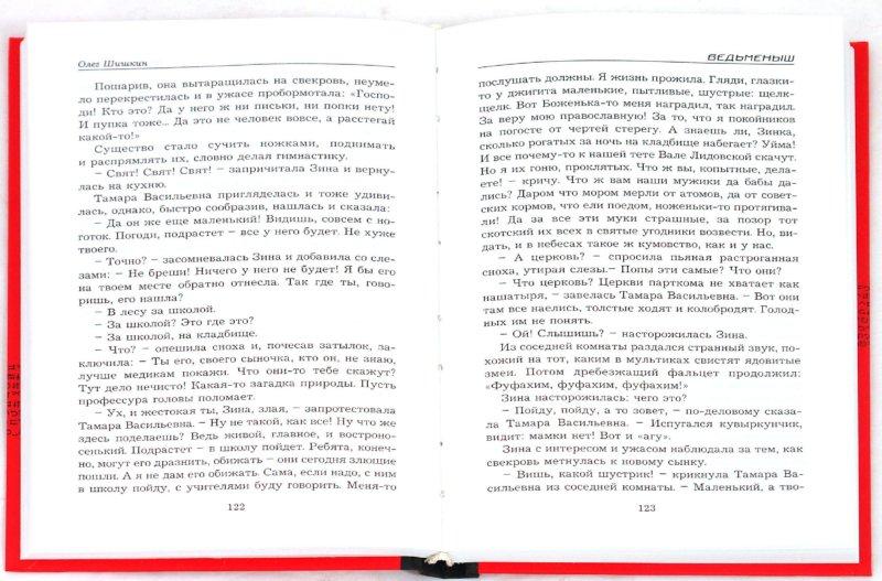 Иллюстрация 1 из 4 для Ведьменыш - Олег Шишкин   Лабиринт - книги. Источник: Лабиринт