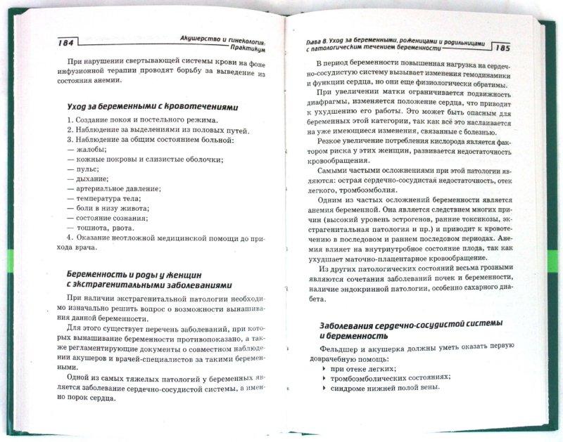 Иллюстрация 1 из 7 для Акушерство и гинекология. Практикум - Изабелла Славянова | Лабиринт - книги. Источник: Лабиринт