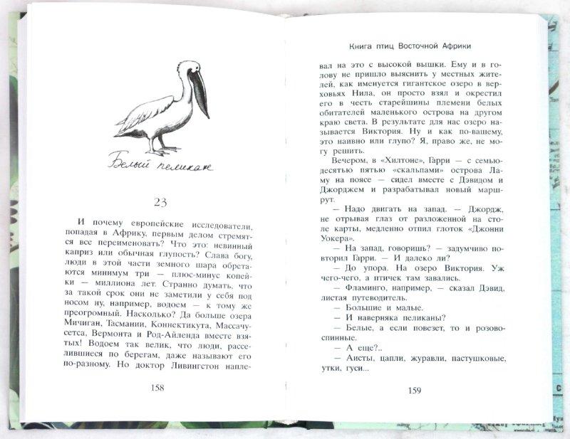 Книга птиц восточной африки скачать бесплатно