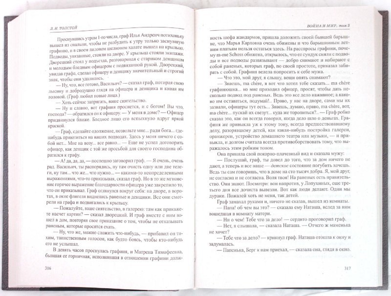 Иллюстрация 1 из 5 для Война и мир: роман в 4 томах и 2 книгах. Книга 2. Том 3 и 4 - Лев Толстой | Лабиринт - книги. Источник: Лабиринт