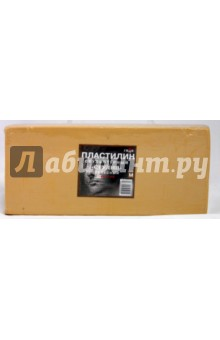 Пластилин ACTION STELLA BY ANGRY BIRDS 8 цв 110 гр карт. уп. с европодвесом