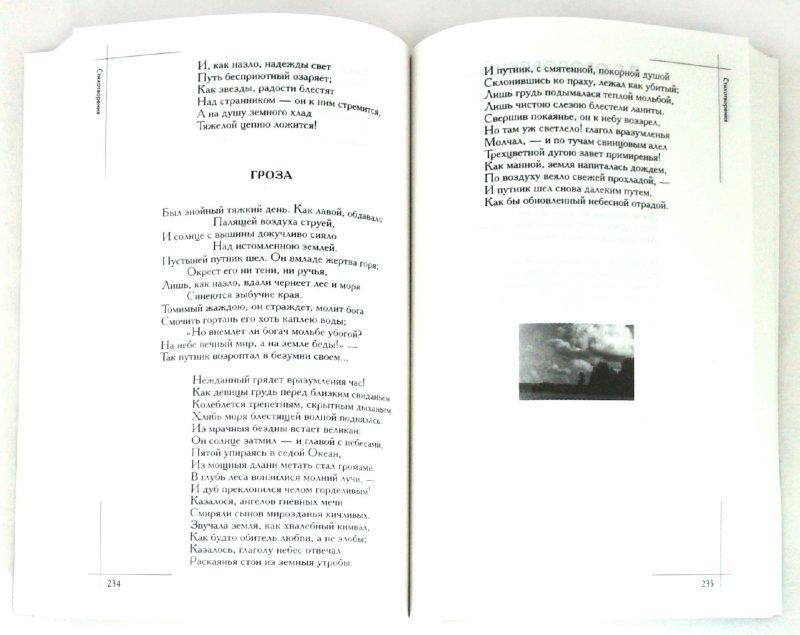 Книги природа в произведениях русских