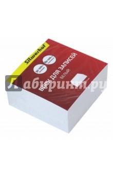 Блок для записей (90х90х45 мм, белый) (701001) Silwerhof