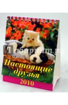"""Календарь 2010 """"Настоящие друзья"""" (10903)"""