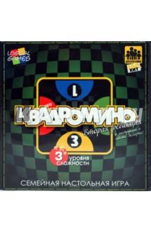 Настольная игра Квадромино