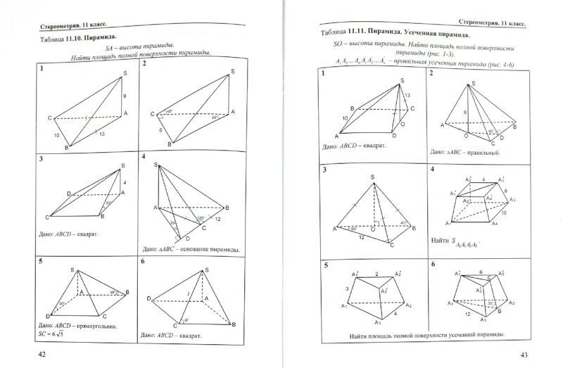 геометрия рабинович 7 класс математика гдз