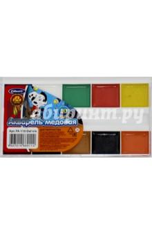 Краски акварель медовые 10 цветов (FA-110-DALM)