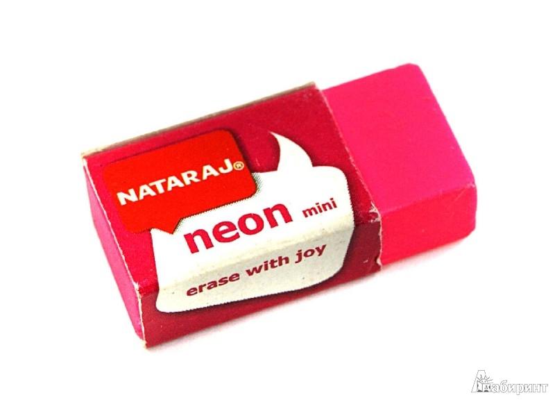 Иллюстрация 1 из 8 для Ластик маленький Neon mini (ERAN005) | Лабиринт - канцтовы. Источник: Лабиринт