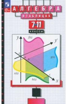 Алгебра в таблицах. 7-11 классы. Справочное пособие