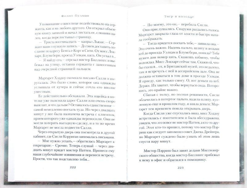 Иллюстрация 1 из 6 для Тигр в колодце - Филип Пулман | Лабиринт - книги. Источник: Лабиринт