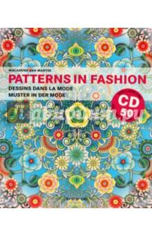Martin Macarena San Patterns in Fashion (+CD)