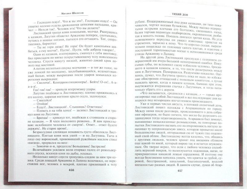 Иллюстрация 1 из 19 для Тихий Дон. Том 1 - Михаил Шолохов | Лабиринт - книги. Источник: Лабиринт