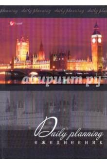 """Ежедневник """"Вечерний Лондон"""" (ЕЖЛ1051529)"""
