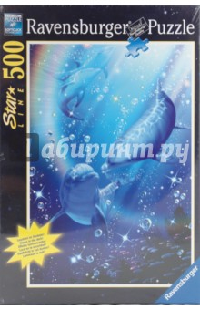 Пазл на 500 элементов. Дельфины (149285)