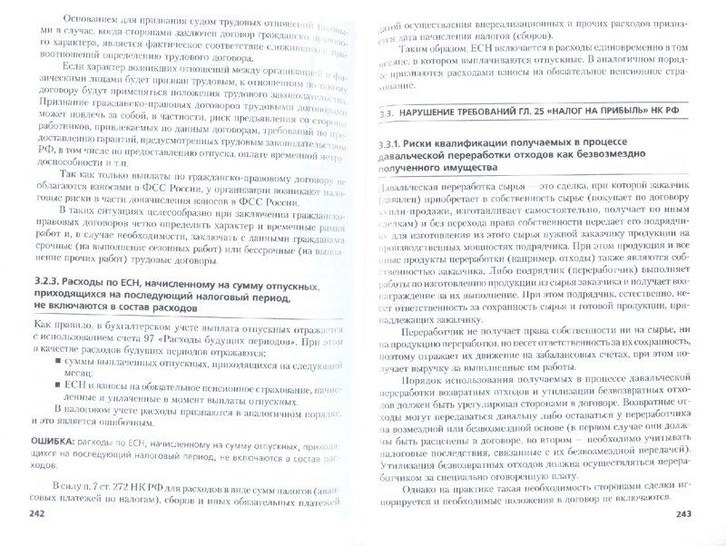 Иллюстрация 1 из 13 для Типичные ошибки бухгалтерского и налогового учета - Анна Ефремова | Лабиринт - книги. Источник: Лабиринт