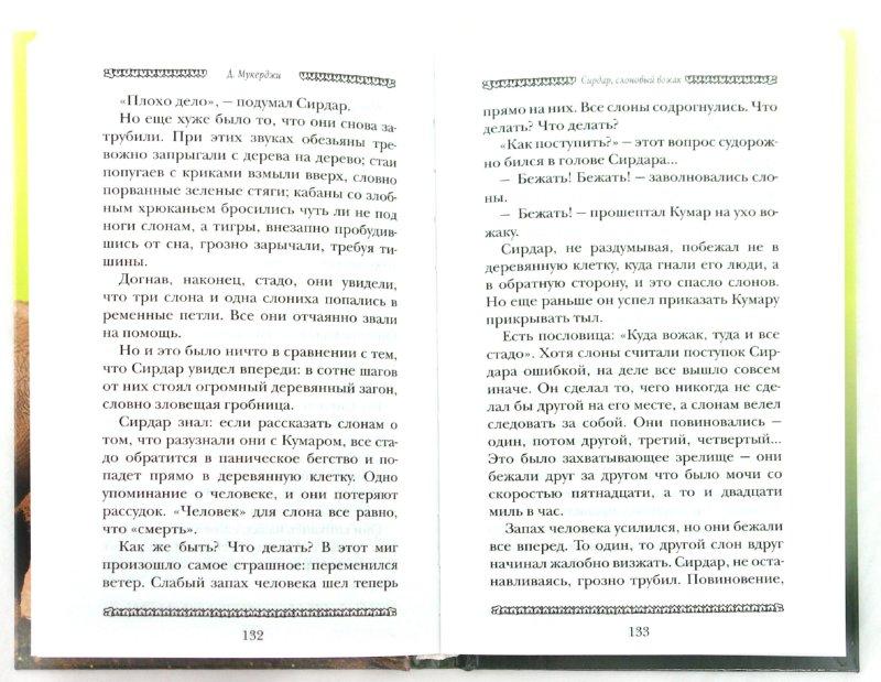 Иллюстрация 1 из 15 для Маленький Тумаи, Сирдар и другие - Житков, Киплинг, Сахарнов, Мукерджи | Лабиринт - книги. Источник: Лабиринт