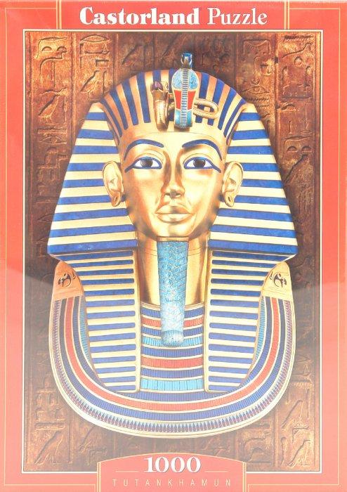 Иллюстрация 1 из 4 для Puzzle-1000. Тутанхамон (С-101955) | Лабиринт - игрушки. Источник: Лабиринт
