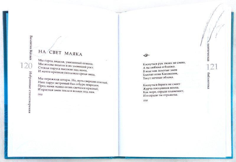 Иллюстрация 1 из 13 для Избранные стихотворения - Валентин Катаев | Лабиринт - книги. Источник: Лабиринт