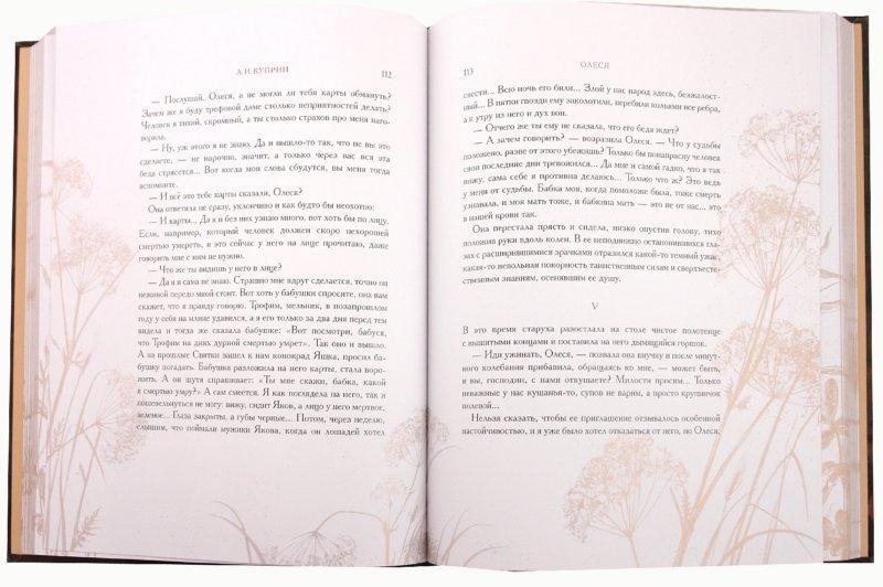 Иллюстрация 1 из 31 для Гранатовый браслет. Олеся. Колесо времени - Александр Куприн   Лабиринт - книги. Источник: Лабиринт