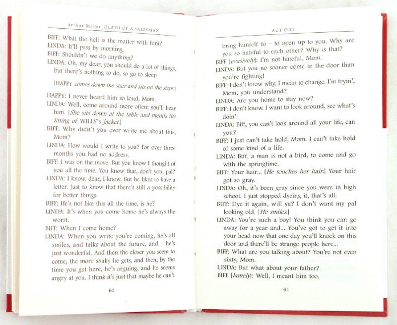 ����������� 1 �� 5 ��� Death of a Salesman - Arthur Miller | �������� - �����. ��������: ��������
