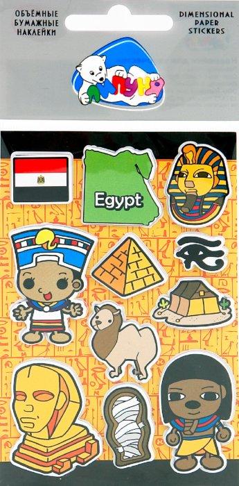 Иллюстрация 1 из 2 для Египет (DPS026) | Лабиринт - игрушки. Источник: Лабиринт
