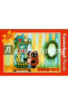 "Puzzle-80. MINI ""Винни-Пух"" (A-PUM080-WP)"