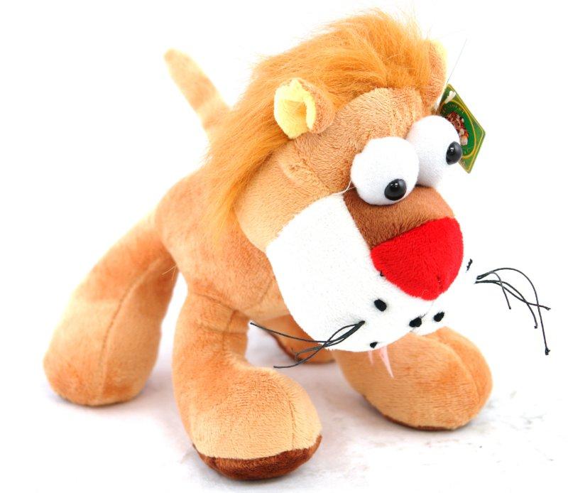 Иллюстрация 1 из 3 для Лев (Зоо крейзи) (6166В) | Лабиринт - игрушки. Источник: Лабиринт