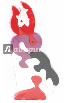 Пеликан-пазл (Д-178)