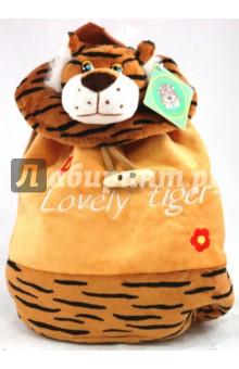 Рюкзак: тигр плюшевый (86004)