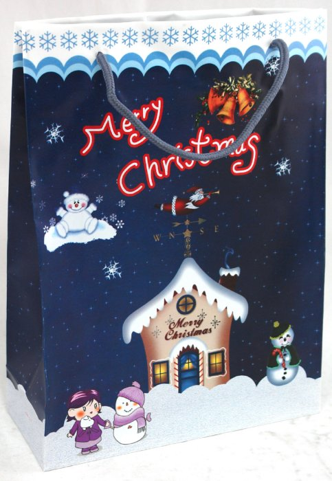 Иллюстрация 1 из 3 для Пакет: Merry Christmas (070706-4)   Лабиринт - сувениры. Источник: Лабиринт