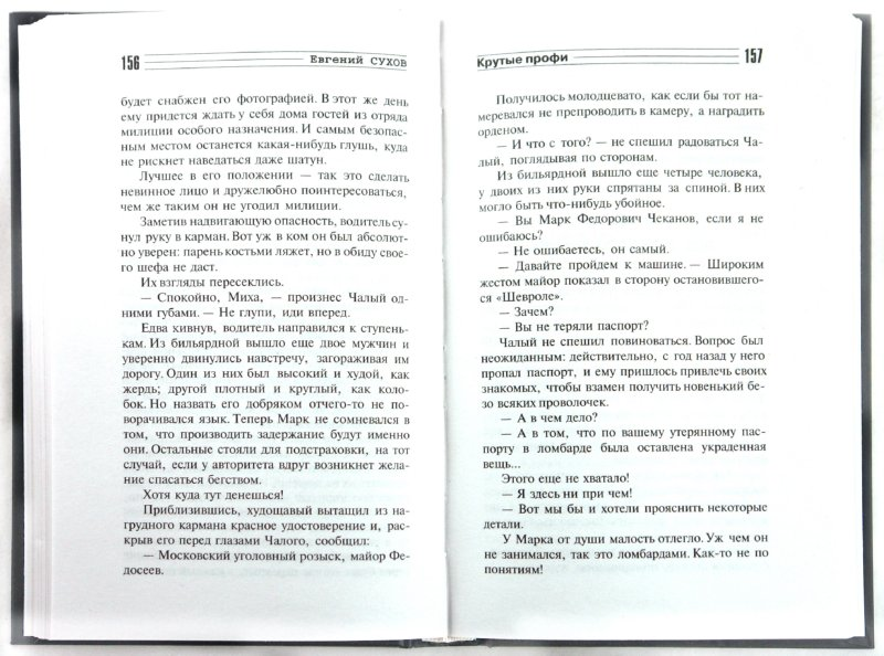 Иллюстрация 1 из 2 для Крутые профи - Евгений Сухов | Лабиринт - книги. Источник: Лабиринт