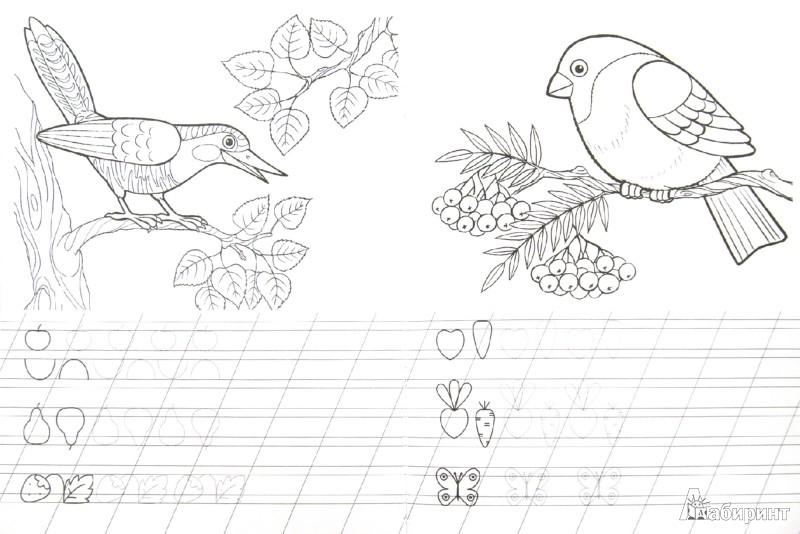 Иллюстрация 1 из 6 для Пишем сами (пропись) | Лабиринт - книги. Источник: Лабиринт