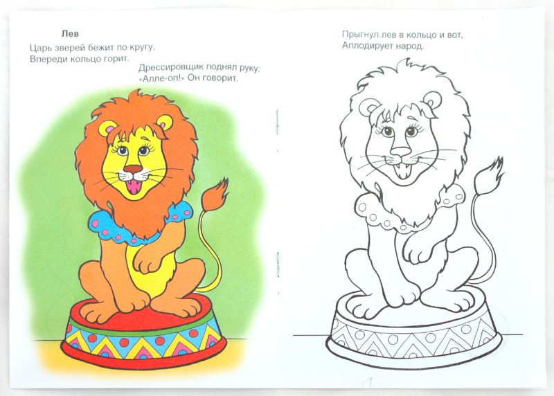 Иллюстрация 1 из 6 для Цирк | Лабиринт - книги. Источник: Лабиринт