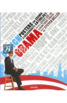 Design for Obama. Posters for Change: A Grassroots Anthology
