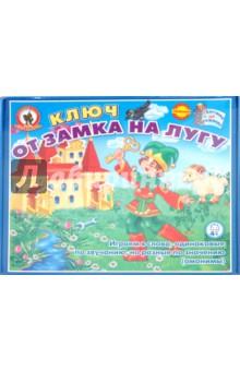 Настольная игра Ключ от замка на лугу (омонимы)