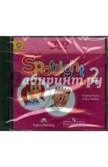 Английский в фокусе. 2 класс ( Spotlight ) (DVD). ФГОС
