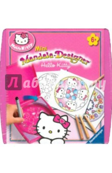 Игра mini Mandala-Designer Hello Kitty (29983)